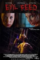 Evil Feed (2013) afişi