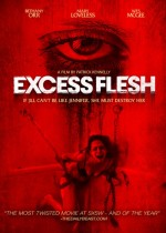 Excess Flesh (2015) afişi
