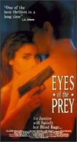 Eyes of the Prey (1992) afişi