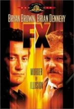 F/X (1986) afişi