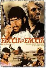 Faccia A Faccia (1967) afişi