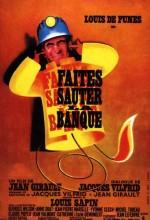 Faites Sauter La Banque! (1964) afişi