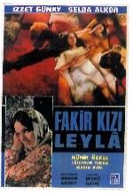 Fakir Kızı Leyla (1969) afişi