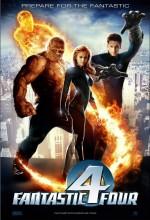 Fantastik Dörtlü (2005) afişi
