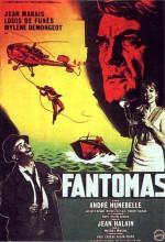 Fantoma (1964) afişi