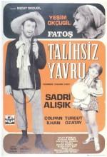Fatoş Talihsiz Yavru (1970) afişi