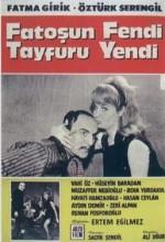 Fatoşun Fendi Tayfuru Yendi (1964) afişi