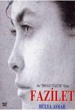 Fazilet (1989) afişi