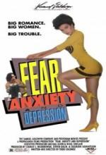 Fear, Anxiety & Depression (1989) afişi