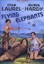 Filler Uçuyor (1928) afişi