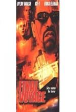 Final Voyage (1999) afişi