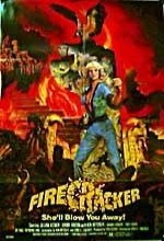 Firecracker (1981) afişi