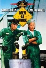 Fırlama Çöpçüler (1990) afişi