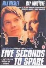 Five Seconds To Spare (1999) afişi