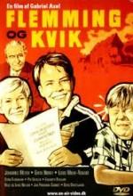 Flemming Og Kvik (1960) afişi