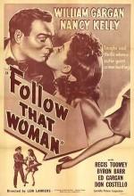 Follow That Woman (1945) afişi