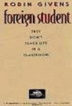 Foreign Student (1994) afişi