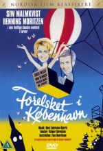 Forelsket I København (1960) afişi