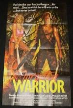 Forgotten Warrior (1986) afişi