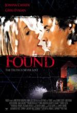 Found (2005) afişi
