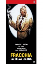 Fracchia La Belva Umana (1981) afişi