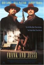 Frank & Jesse (1995) afişi
