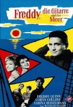 Freddy, Die Gitarre Und Das Meer (1959) afişi