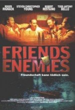 Friends And Enemies (1992) afişi