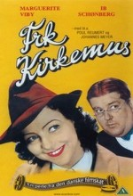 Frk. Kirkemus (1941) afişi