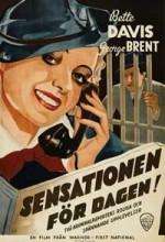 Front Page Woman (1935) afişi