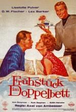 Frühstück Im Doppelbett (1963) afişi