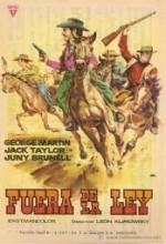 Fuera De La Ley (1964) afişi