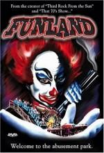 Funland (1987) afişi