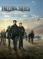 Falling Skies Sezon 2 (2012) afişi