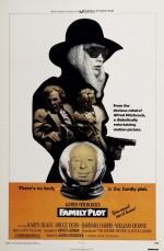 Family Plot (1976) afişi