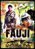Fauji (1988) afişi