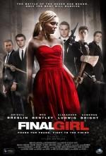 Final Girl (2015) afişi