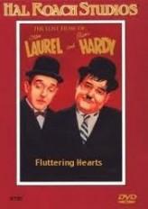 Fluttering Hearts (1927) afişi