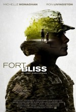 Fort Bliss (2014) afişi
