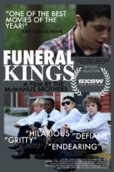 Funeral Kings (2012) afişi