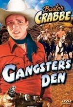 Gangster's Den (1945) afişi