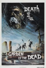 Garden Of The Dead (1974) afişi