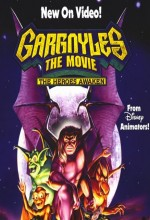 Gargoyles: The Heroes Awaken (1995) afişi