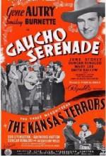 Gaucho Serenade (1940) afişi