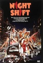 Gece Mesaisi (1982) afişi