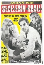 Gecelerin Kralı (1967) afişi