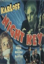 Gecenin Anahtarı (1937) afişi