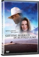 Getting Married In Buffalo Jump (1990) afişi