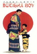 Geyşa çocuk (1958) afişi