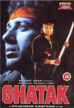 Ghatak: Lethal (1996) afişi